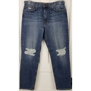 Joe's The Debbie High Rise Straight Ankle Jeans